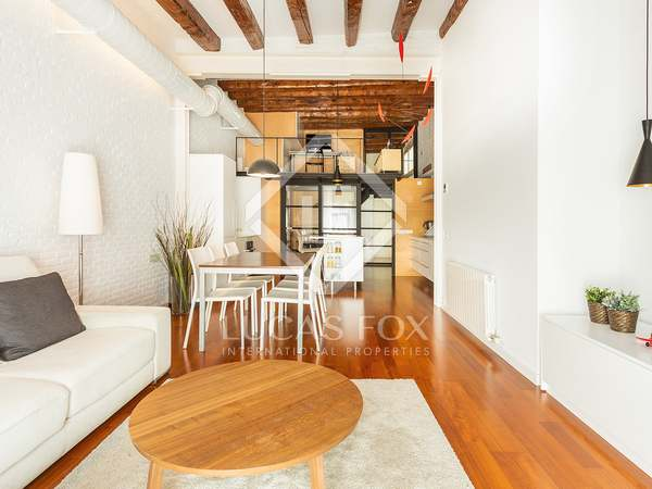 80 m² apartment for sale in Poble Sec, Barcelona