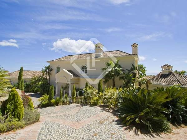 Beautiful villa for sale in La Zagaleta, Marbella