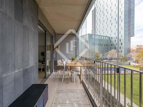 Appartement van 70m² te koop met 15m² terras in Poblenou