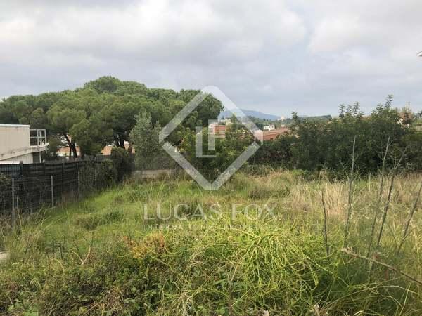 581m² Plot for sale in Vilanova i la Geltrú, Barcelona