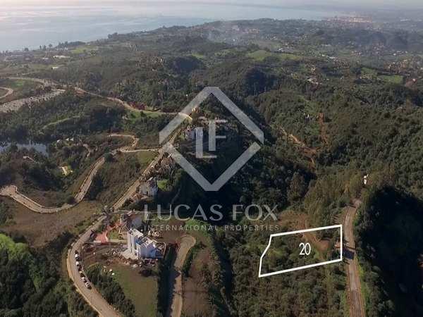 Земельный участок 500m² на продажу в Новая Золотая Миля / Лос Фламингос