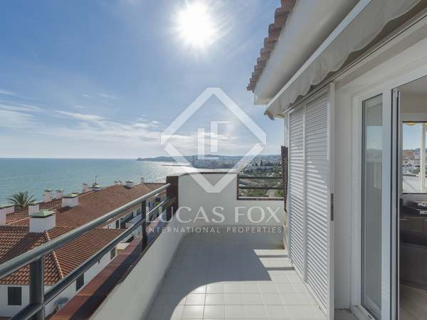 120m² Penthouse for sale in Sitges Town, Barcelona