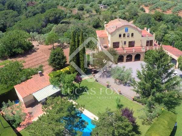Masía de 797m² en venta en Montblanc, Tarragona