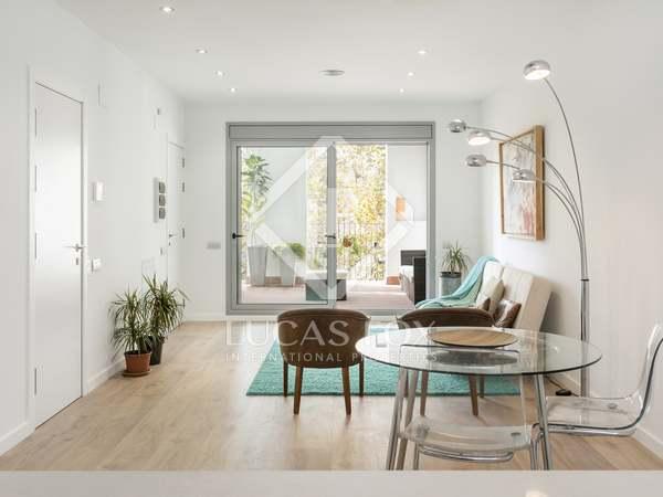 Piso de 91 m² con 30 m² terraza en venta en Poblenou