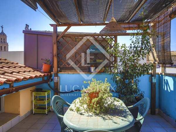144m² penthouse with 15m² terrace for sale in Vilanova i la Geltrú