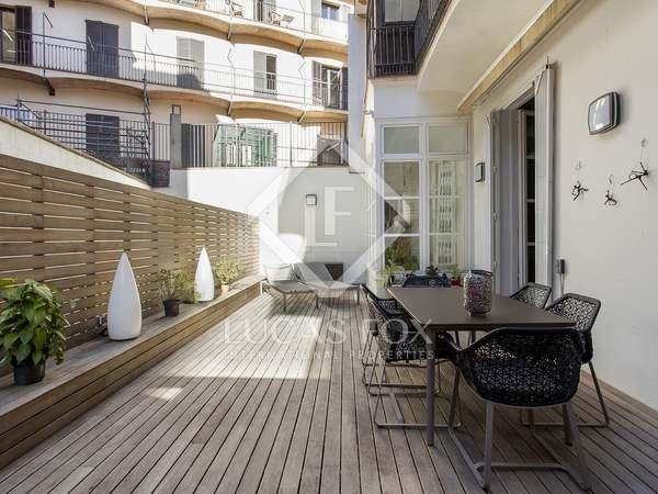 Piso de 325 m² con 70 m² de terraza en venta en El Born