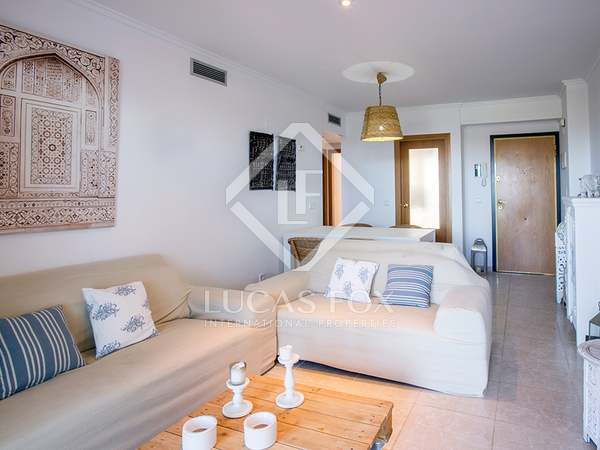73m² Apartment with 34m² terrace for rent in Dénia