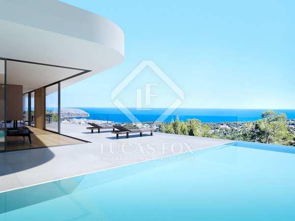 Casa / Villa de 517m² en venta en Moraira, Costa Blanca