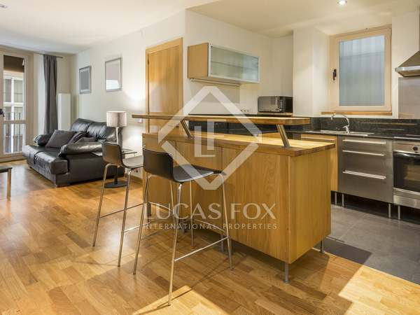 Квартира 130m² аренда в Раваль, Барселона