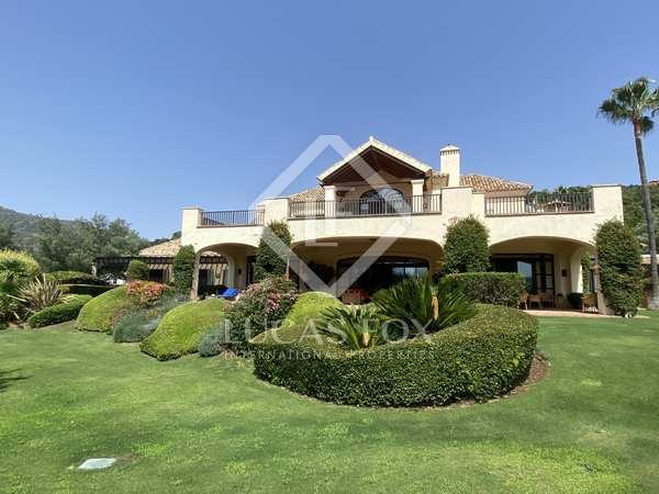 Дом / Вилла 1,208m² на продажу в Ла Сагалета, Costa del Sol