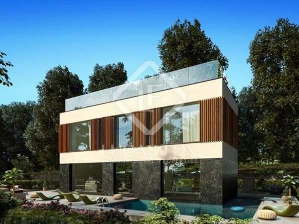 Parcela de 292 m² en venta en Pedralbes, Barcelona