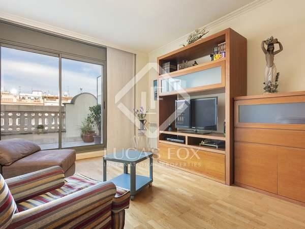 piso de 107m² con 10m² terraza en venta en Eixample Derecho