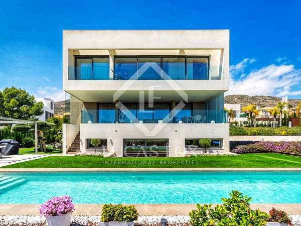 Casa / Vil·la de 446m² en venda a Finestrat, Alicante