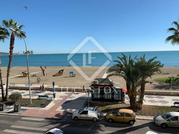 145m² Apartment for sale in Centro / Malagueta, Málaga