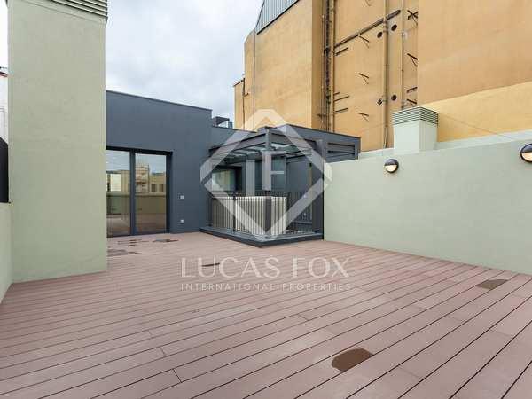 Penthouse van 150m² te koop met 68m² terras in Eixample Rechts