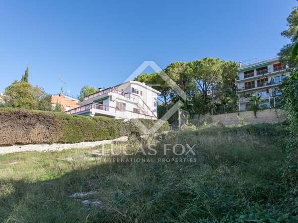 Земельный участок 428m² на продажу в Vallpineda, Барселона
