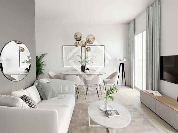 Piso de 192m² con 30m² de terraza en venta en Eixample Derecho