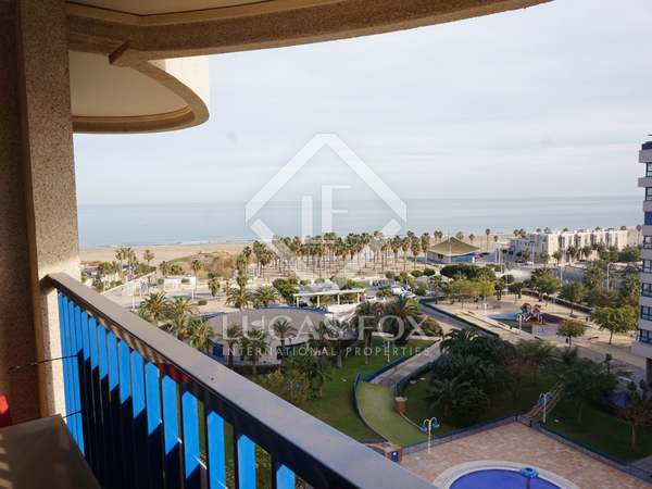 Apartment with a terrace for rent in Patacona