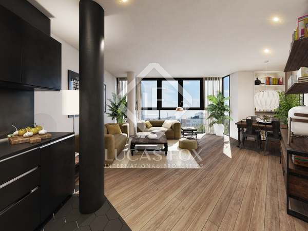 73m² Apartment for sale in Poblenou, Barcelona