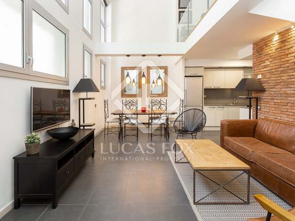 79m² Apartment for sale in Poblenou, Barcelona