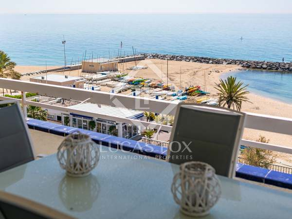 113m² Penthouse with 15m² terrace for sale in Caldes d'Estrac