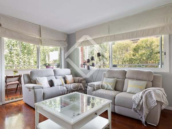 Ático de 145m² con 19m² terraza en venta en Sant Cugat