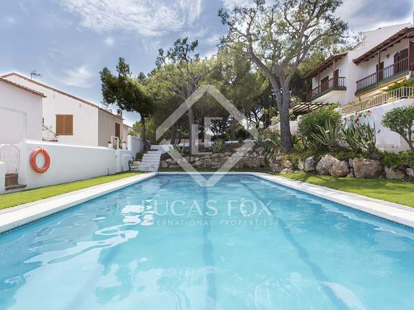 113m² House / Villa with 80m² garden for sale in Vallpineda