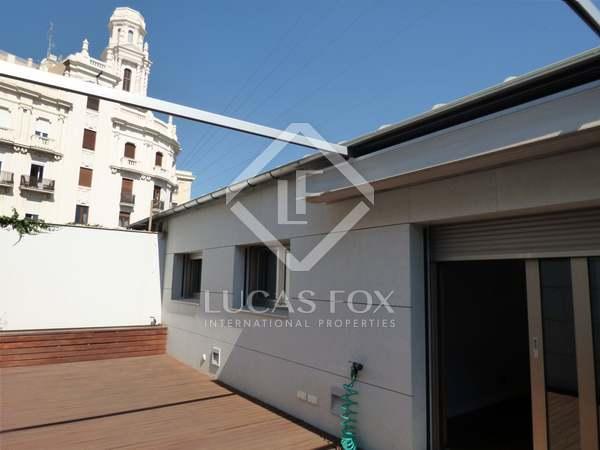 Apartamento a estrenar en venta en el centro de Valencia