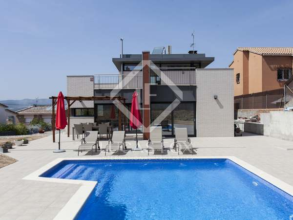 Detached villa for sale in Sant Pere Ribes, Sitges