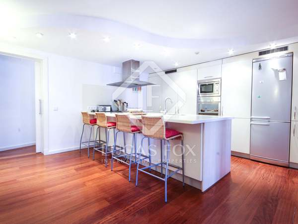 105 m² apartment for rent in Goya, Madrid