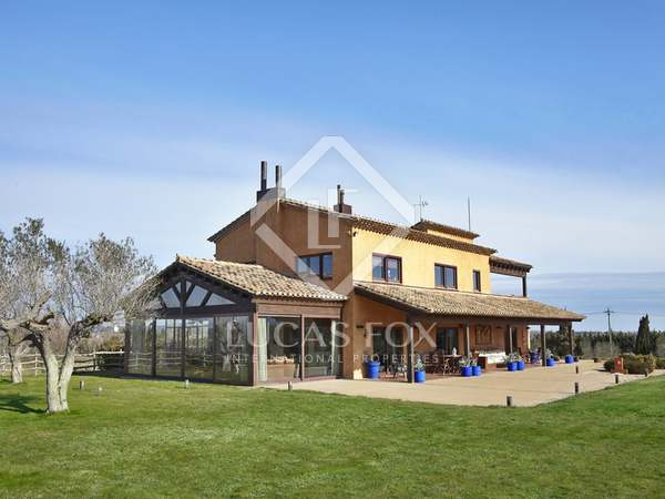 Casa de campo en venta en el Baix Empordà cerca de Pals (Gerona)