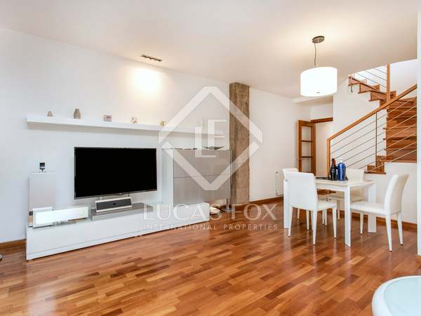 Piso con 44 m² de terraza en venta en Eixample Derecho