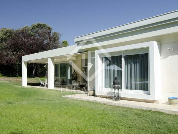 Luxury house for sale in La Moraleja, Madrid