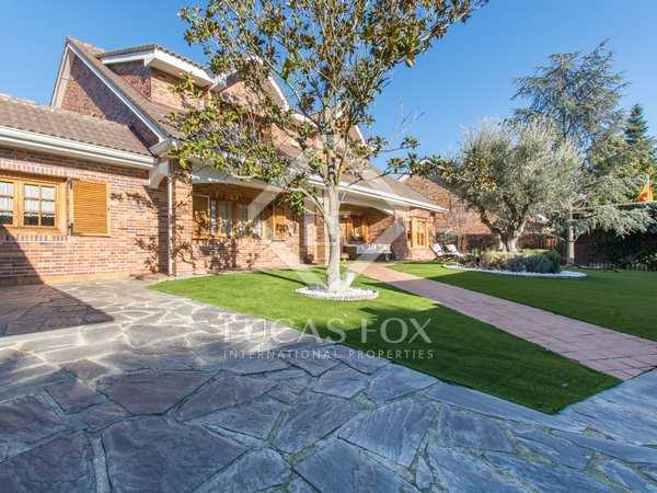 493m² House / Villa for sale in Pozuelo, Madrid