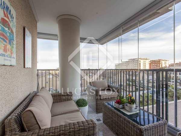 Piso de 121m² con 12m² de terraza en venta en Patacona