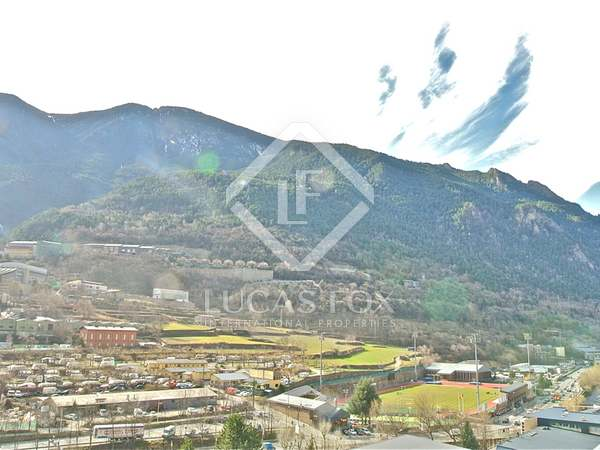 Wonderful duplex penthouse to buy in Andorra la Vella