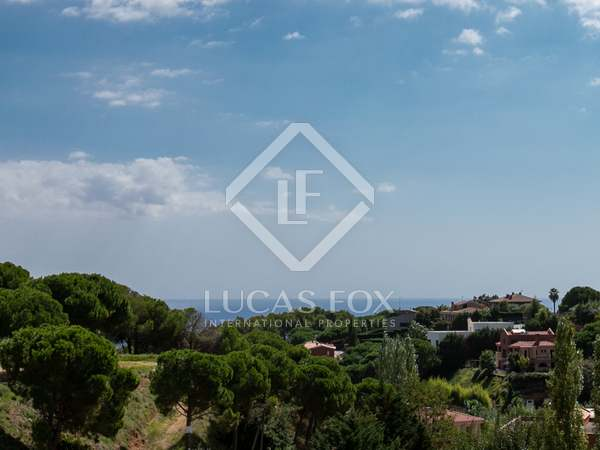 2,014m² Plot for sale in Sant Andreu de Llavaneres
