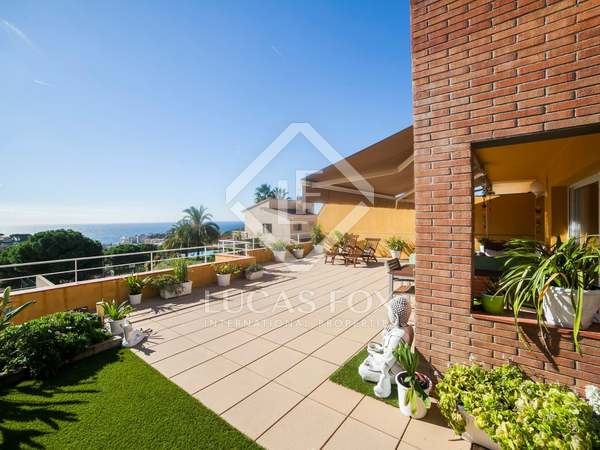 Costa Brava house with views for sale in Lloret de Mar