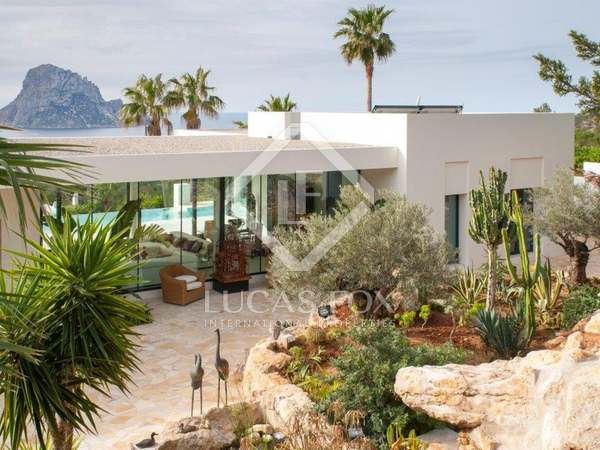 Villa de 488m² en venta en San José, Ibiza