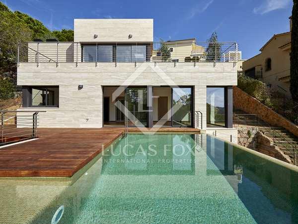 Villa moderna recién construida en venta en Cala Canyelles