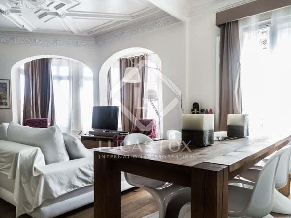 Renoverad lägenhet till salu i Valencias Eixample distrikt
