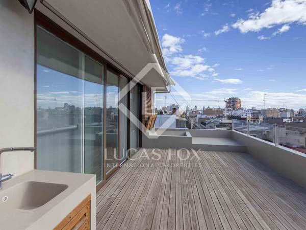 Ático de 96 m² con terraza de 40 m² en alquiler, Pla del Remei