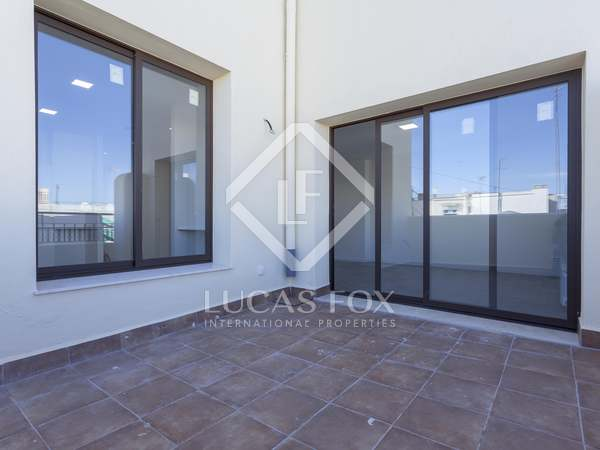 100m² Penthouse with 18m² terrace for rent in El Pla del Remei