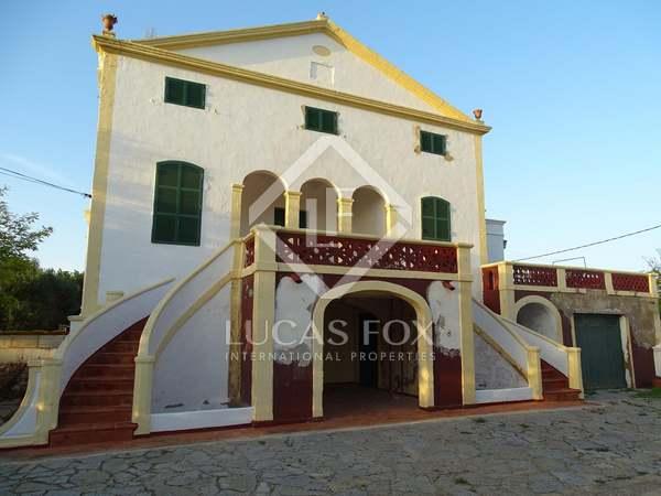 Casa / Vil·la de 355m² en venda a Ciudadela, Menorca