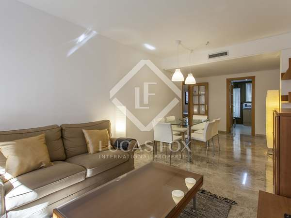 98 m² apartment for rent in Sant Francesc, Valencia