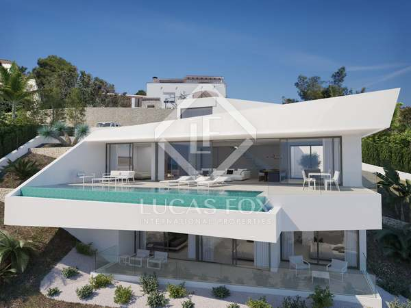 502m² House / Villa with 129m² terrace for sale in Jávea