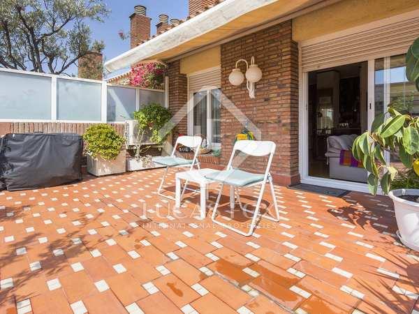 penthouse van 180m² te koop met 27m² terras in Gracia
