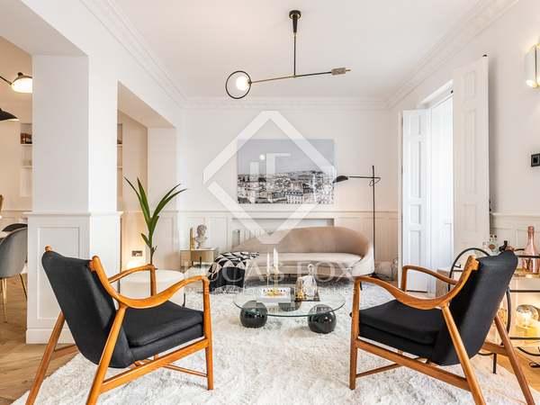 130 m² apartment for sale in Recoletos, Madrid