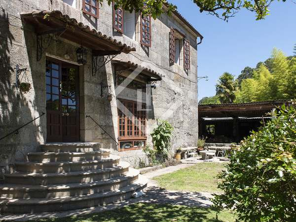 1,514m² Country house for sale in Pontevedra, Galicia