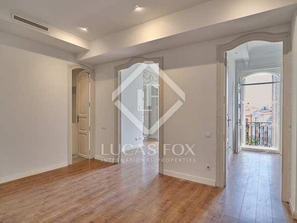 Квартира 215m², 10m² террасa аренда в Гран Виа, Валенсия